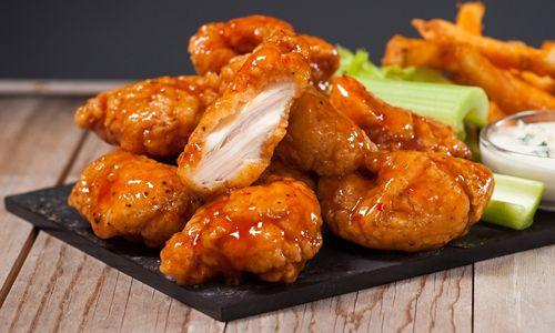 guiltless boneless chicken wings athleats nutrition
